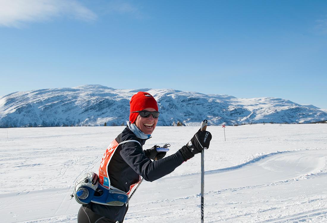 Att Skida Hela Eller Delar Av Årefjällsleden är En Fjällupplevelse I Världsklass I Södra Årefjällen.